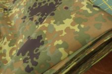 "Camo Material Poly Cotton 18"" x 22"" Fat Quarter"